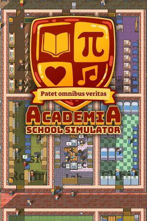 Academia: School Simulator cover