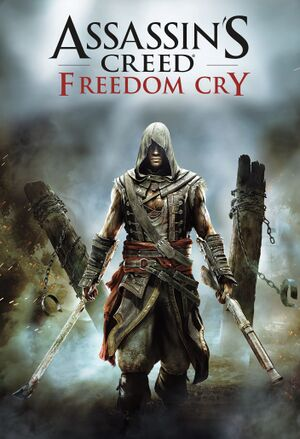 Assassin's Creed - Freedom Cry Cover.jpg