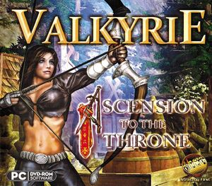 Ascension to the Throne: Valkyrie cover