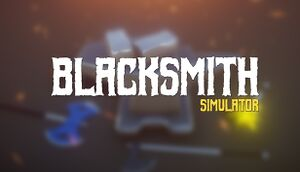 Blacksmith Simulator cover