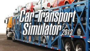 Car Transport Simulator cover