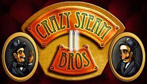 Crazy Steam Bros 2 cover
