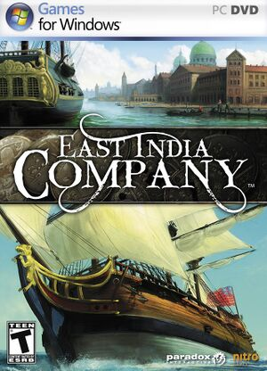 East India Company cover