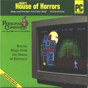 Hugo's House of Horrors cover