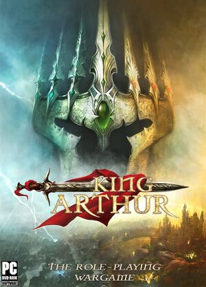 King Arthur: The Role-Playing Wargame cover