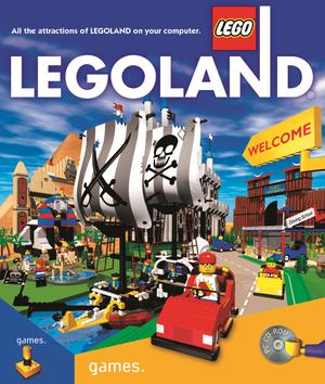 Legoland cover