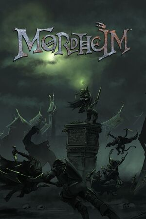 Mordheim: City of the Damned cover