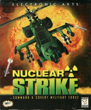 Nuclear Strike cover