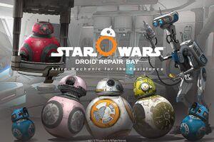 Star Wars: Droid Repair Bay cover