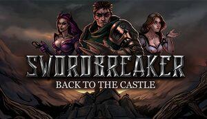 Swordbreaker: Back to The Castle cover
