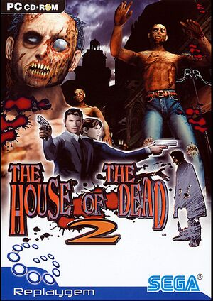 The House Of The Dead 2 Pcgamingwiki Pcgw Bugs Fixes Crashes