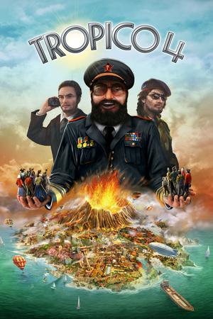 Tropico 4 cover