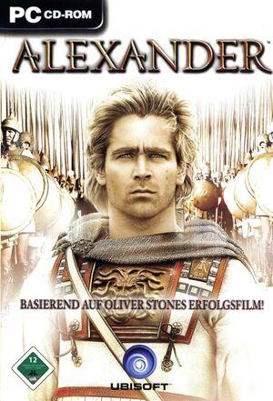 Alexander cover
