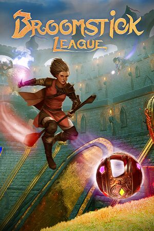 Broomstick League cover