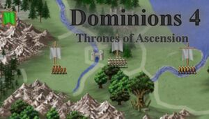 Dominions 4: Thrones of Ascension cover
