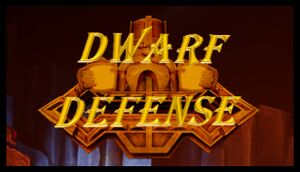 Dwarf Defense cover