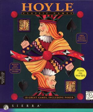 Hoyle Classic Games cover