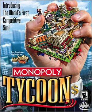 Monopoly Tycoon cover