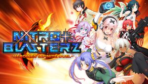 Nitroplus Blasterz: Heroines Infinite Duel cover
