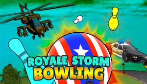 Royale Storm Bowling cover