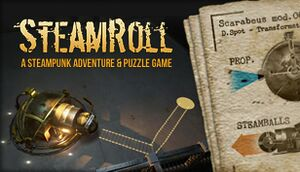 Steamroll cover