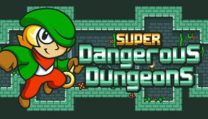 Super Dangerous Dungeons cover