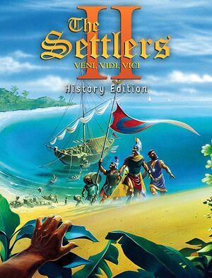 The Settlers II: Veni, Vidi, Vici - History Edition cover