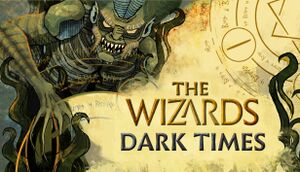 The Wizards - Dark Times cover