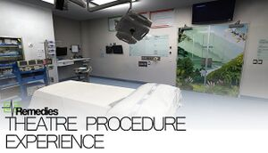 VRemedies - Theatre Procedure Experience cover