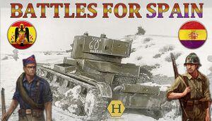 Battles For Spain cover