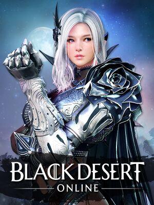 Black Desert Online cover
