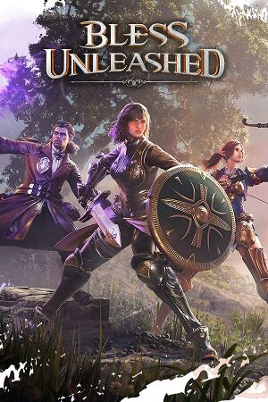Bless Unleashed cover