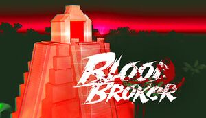 Blood Broker cover
