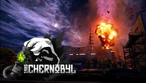Chernobyl 1986 cover