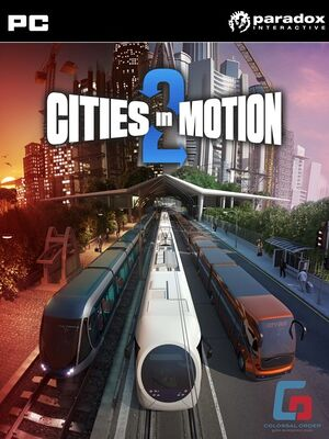 Cities in Motion 2 cover