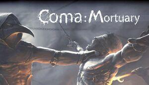 Coma: Mortuary cover