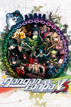 Danganronpa V3: Killing Harmony cover