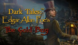 Dark Tales: Edgar Allan Poe's The Gold Bug cover