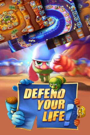 Defend Your Life! cover