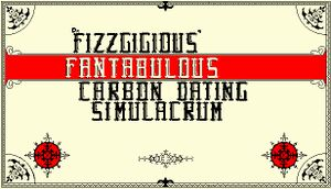 Dr. Fizzgigious' Fantabulous Carbon Dating Simulacrum cover