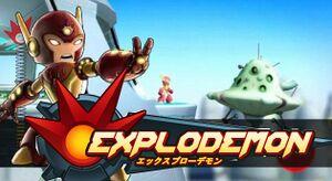 Explodemon cover