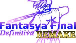 Fantasya Final Definitiva Remake cover