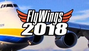 FlyWings 2018 Flight Simulator cover