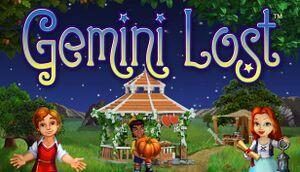 Gemini Lost cover