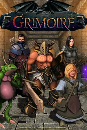 Grimoire:Heralds of the Winged Exemplar cover