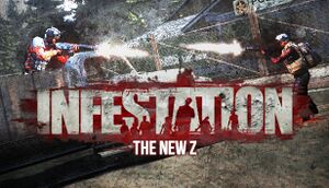 Infestation: The New Z cover