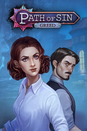 Path of Sin: Greed cover