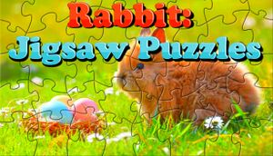 Rabbit: Jigsaw Puzzles cover