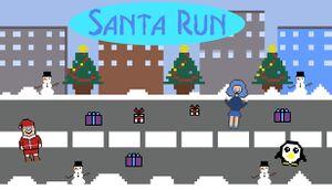 Santa Run cover