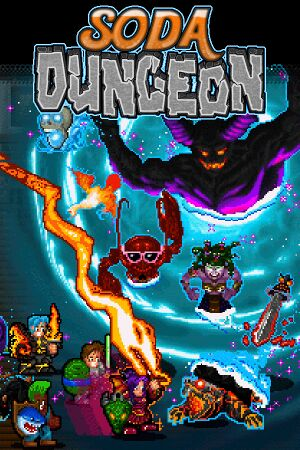 Soda Dungeon cover